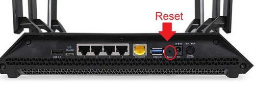 How to Reset My Username & Password on My Netgear Router