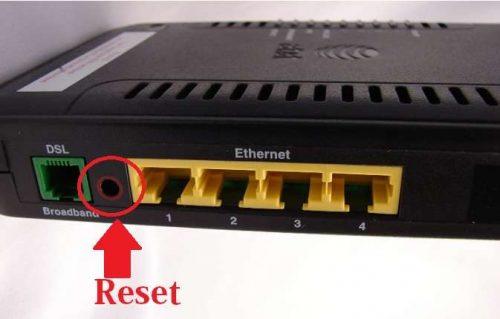 at&t netgear 7550 firmware
